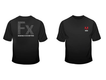 Flex T Shirt Sample Image